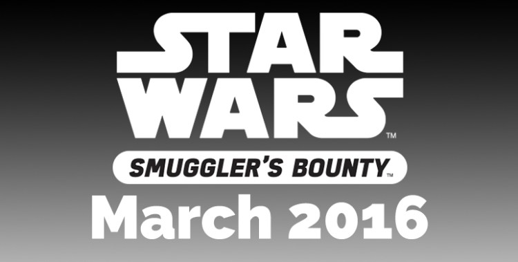 Smuggler's Bounty March 2016 Header