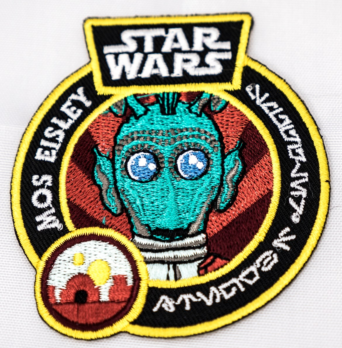 Smuggler's Bounty March 2016 Greedo Patch
