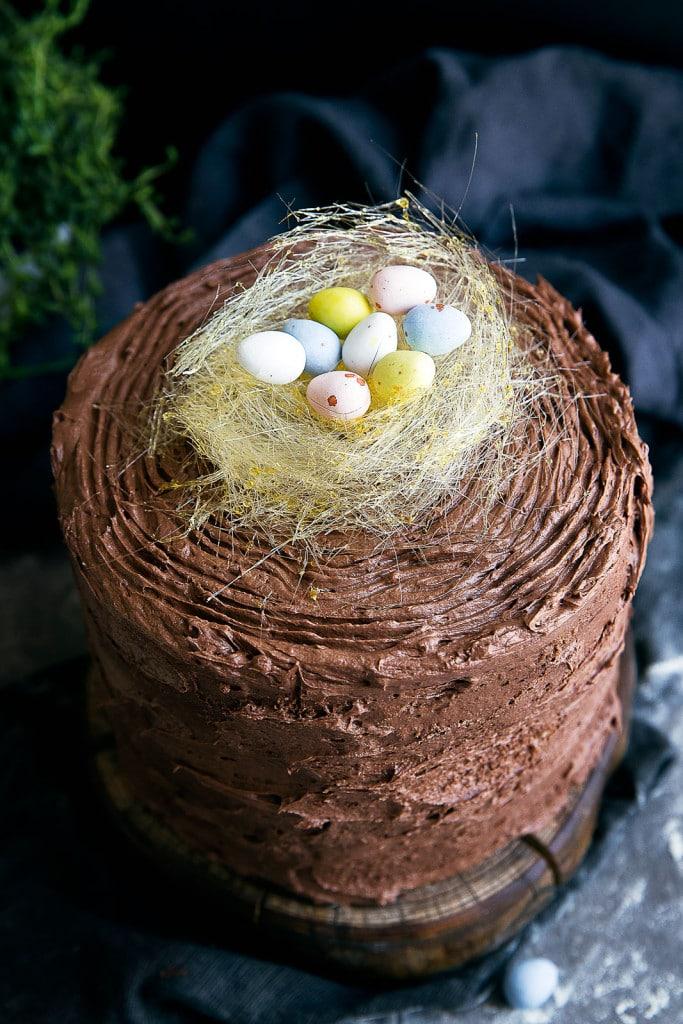 Easter Lemon Cake Recipe