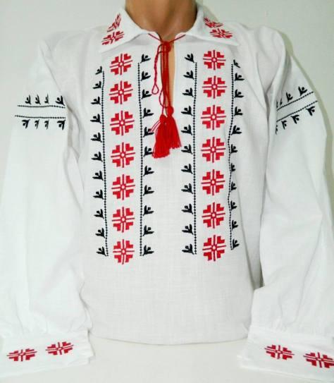 camasa populara barbateasca moldova