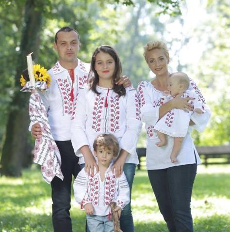 botez haine familie