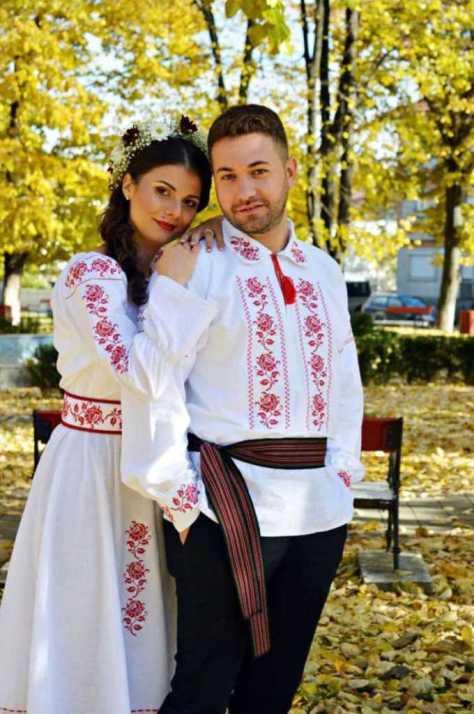 nunta romania haine