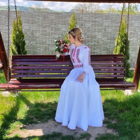 rochie romania
