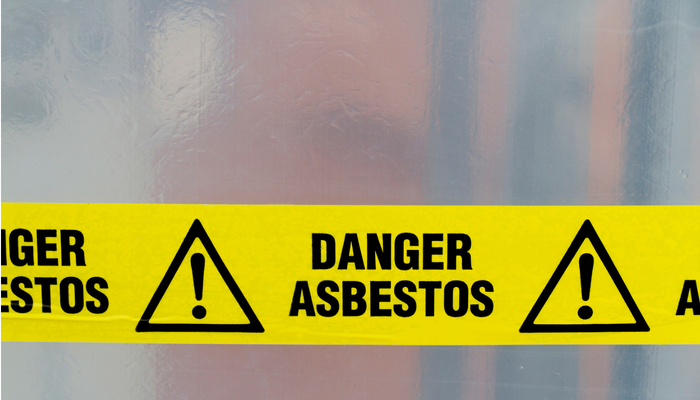 1 in 4 Workers Exposed to Asbestos