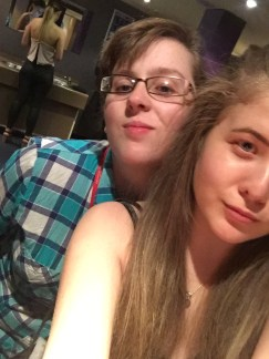 Bronagh and Amber