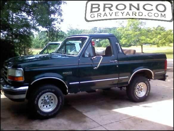 1996 Bronco Sale