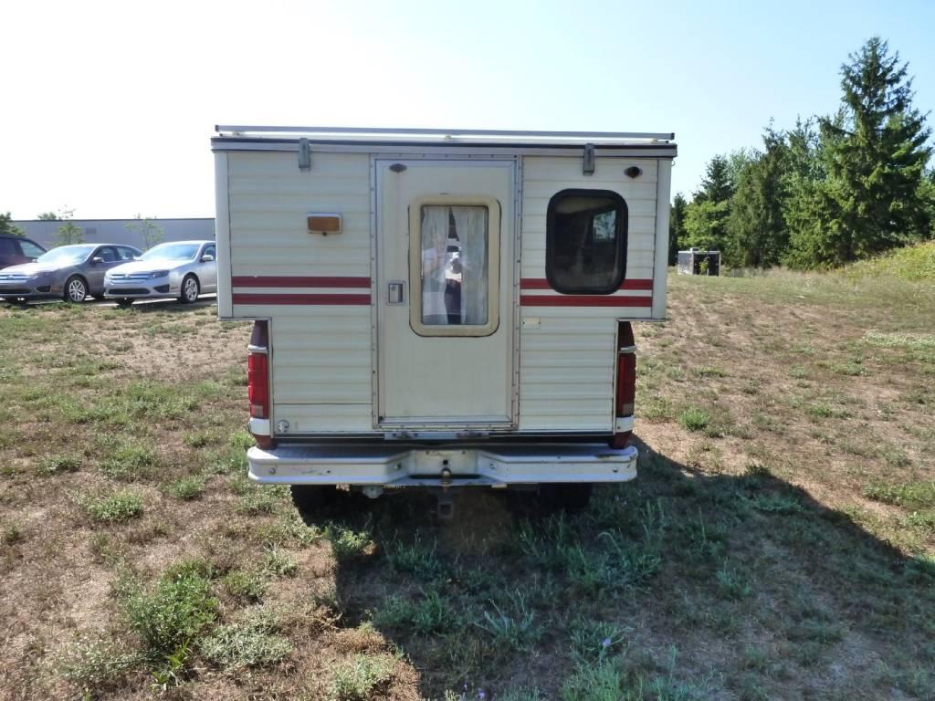 Camper 1984 Ranger Ford