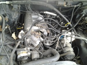 what engine in my 1988 bronco  8096 Ford Bronco  6696