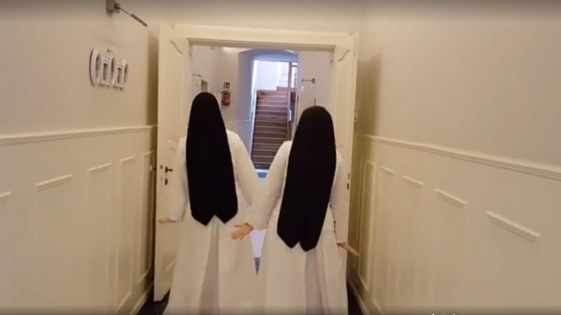 """Zakonnice podbiły serca internautów """"chodem pingwina"""". Teraz dokonały niemożliwego"""