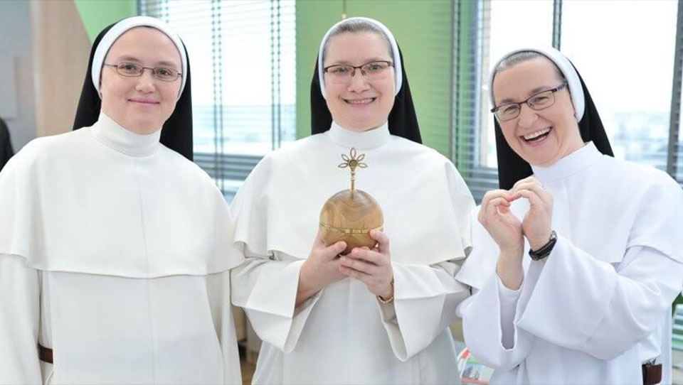 Siostry Dominikanki nagrodzone Pozytywką DDTVN