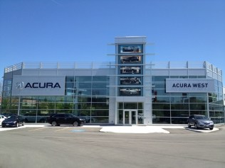Acura West; New Construction - London ON