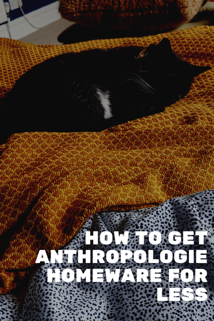 Anthropologie is as well known for its high prices as it is for its gemstone coasters and alphabet mugs. Here are my tips to help you get the look for less.