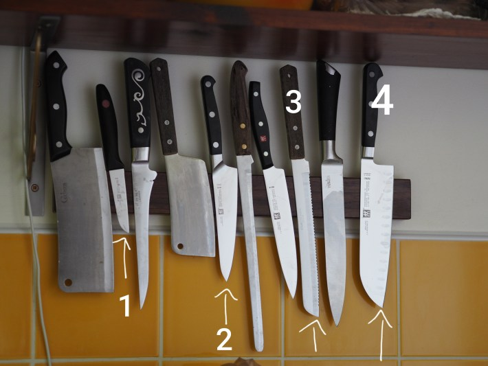 What type of knife should I buy?
