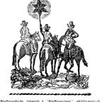 Nollning, Staffansritt och våldsamma män från öster