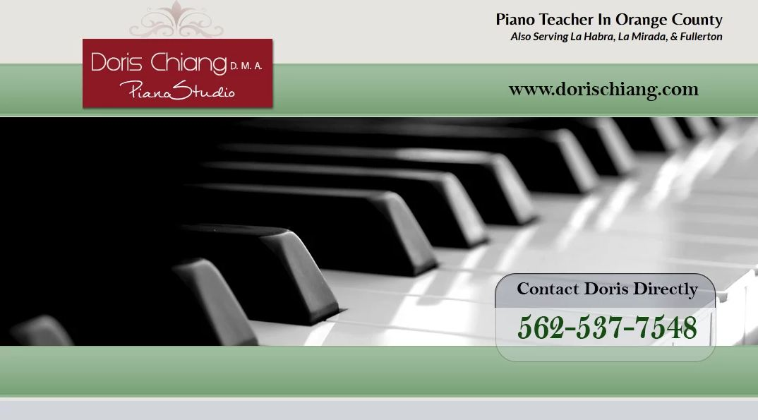 How to prepare for child piano lessons