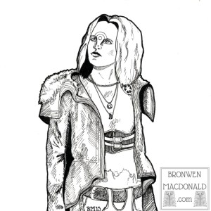 Day 1: Irisa from Defiance