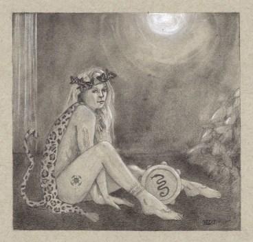Maenad at Rest (2017)