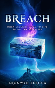 Breach - A Destiny novella by Bronwyn Leroux