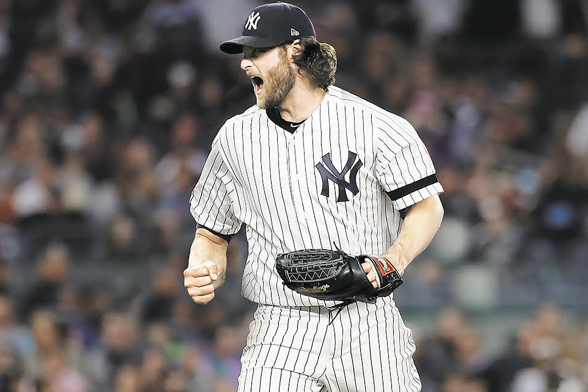 Season preview: Gerrit Cole | Bronx Pinstripes | BronxPinstripes.com