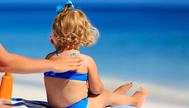 BRONZAGE A+ CLINIQUE SOLAIRE PREPARATION PEAU SOLEIL ENFANT BEBE