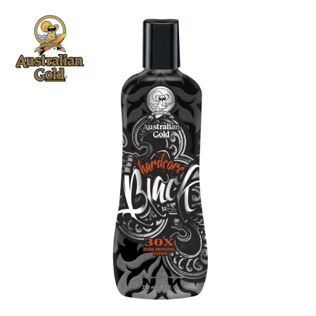Australian Gold Hardcore Black