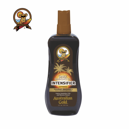Intensifier Dark Tanning Oil