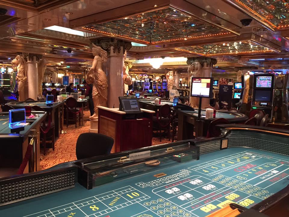 郵輪上的額外消費 - Cruise Casino