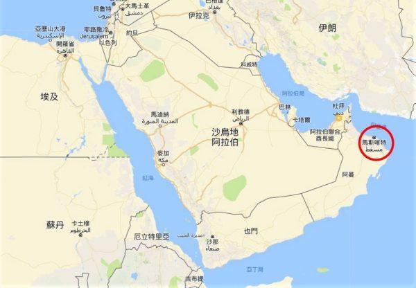 阿曼馬斯喀特一日遊 郵輪停靠Muscat行程建議
