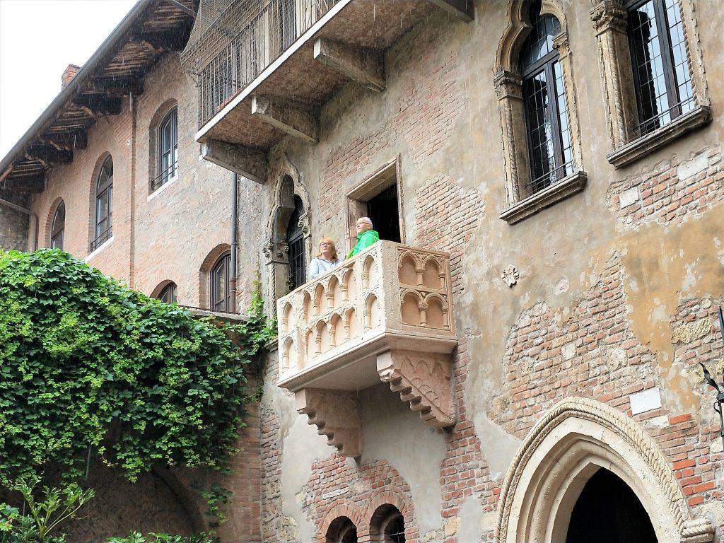義大利自由行 - 茱麗葉故居