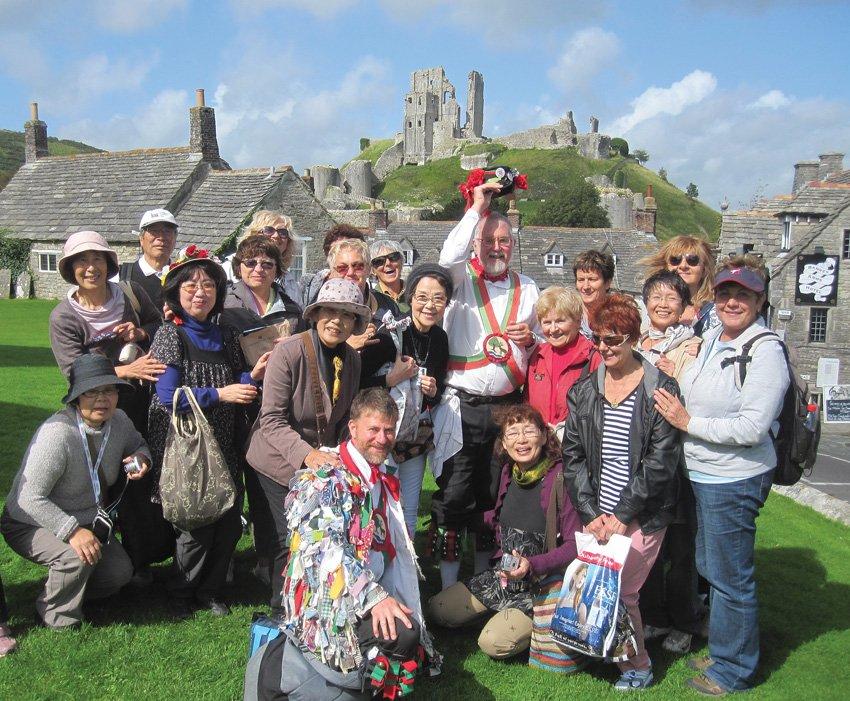 英國熟齡遊學 - 熟齡遊學課外活動