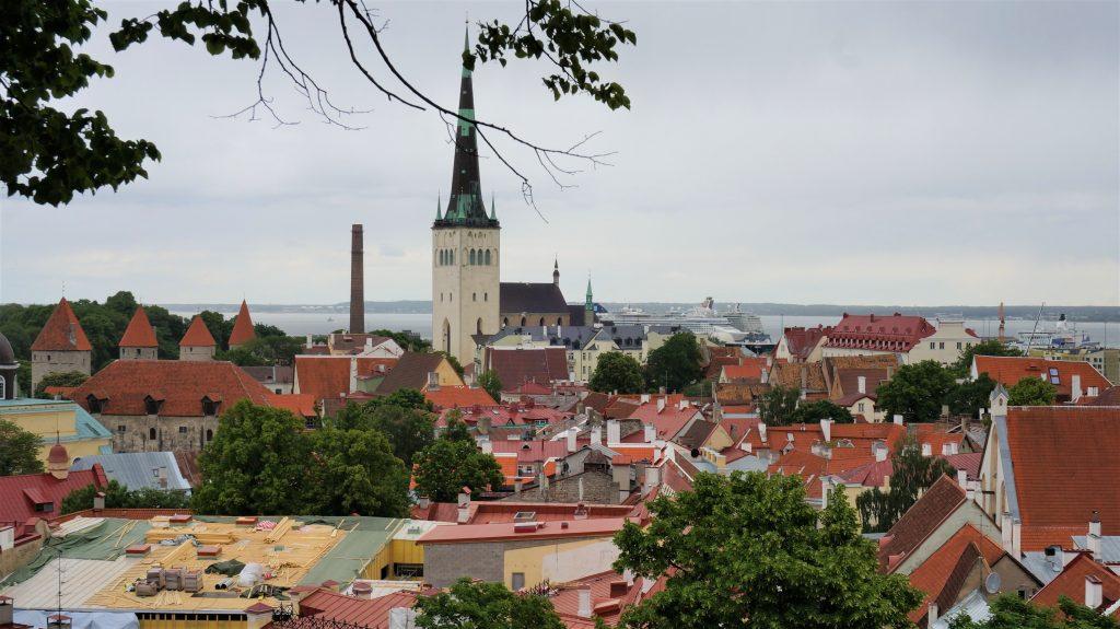 北歐郵輪 - 塔林(Tallinn) - 愛沙尼亞首都