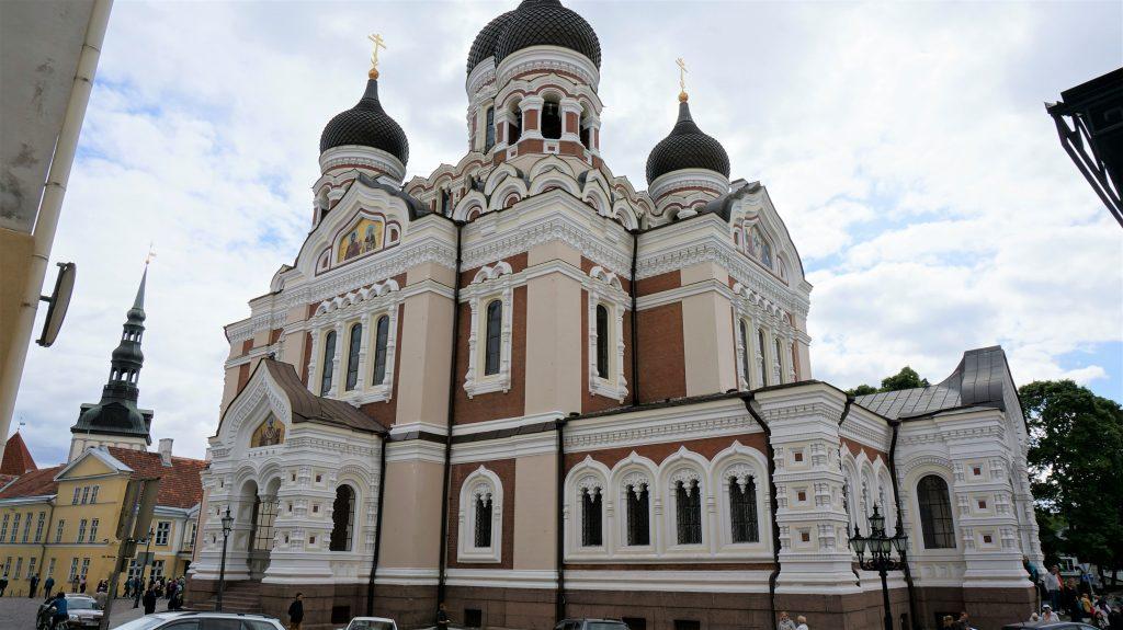 北欧邮轮 - 塔林(Tallinn) - 爱沙尼亚首都