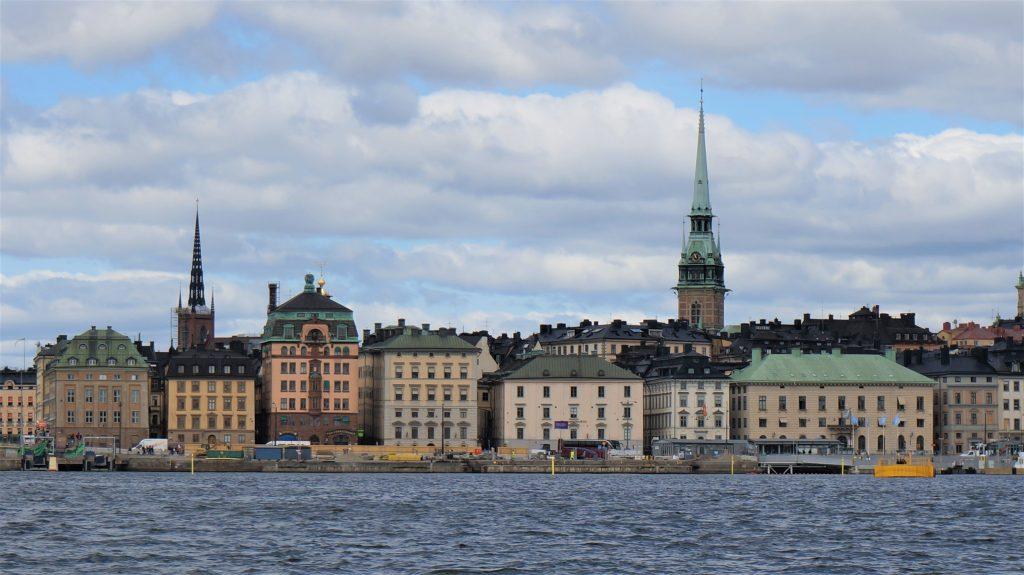 北歐郵輪 - 瑞典斯德哥爾摩(Stockholm)