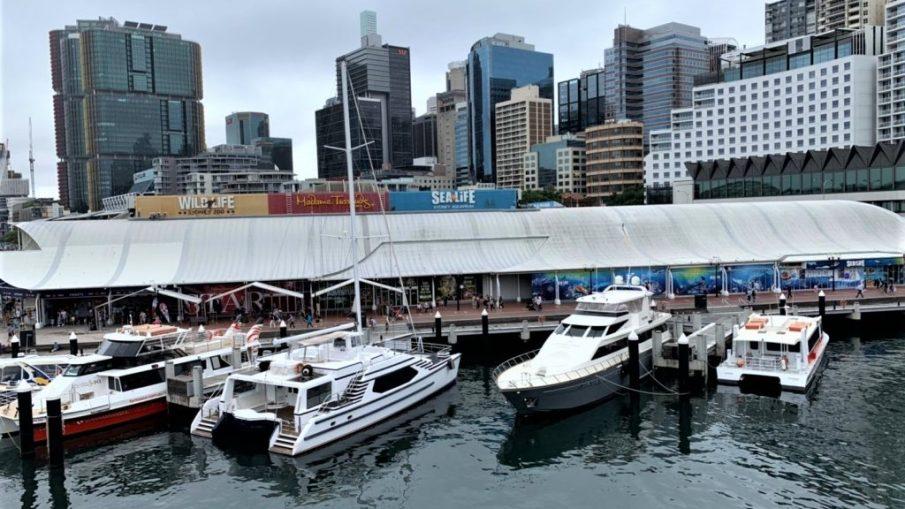 雪梨一日遊 - 達令港