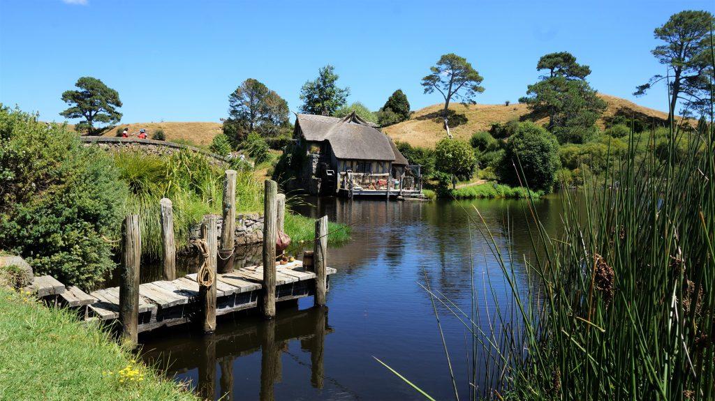 紐西蘭陶朗加