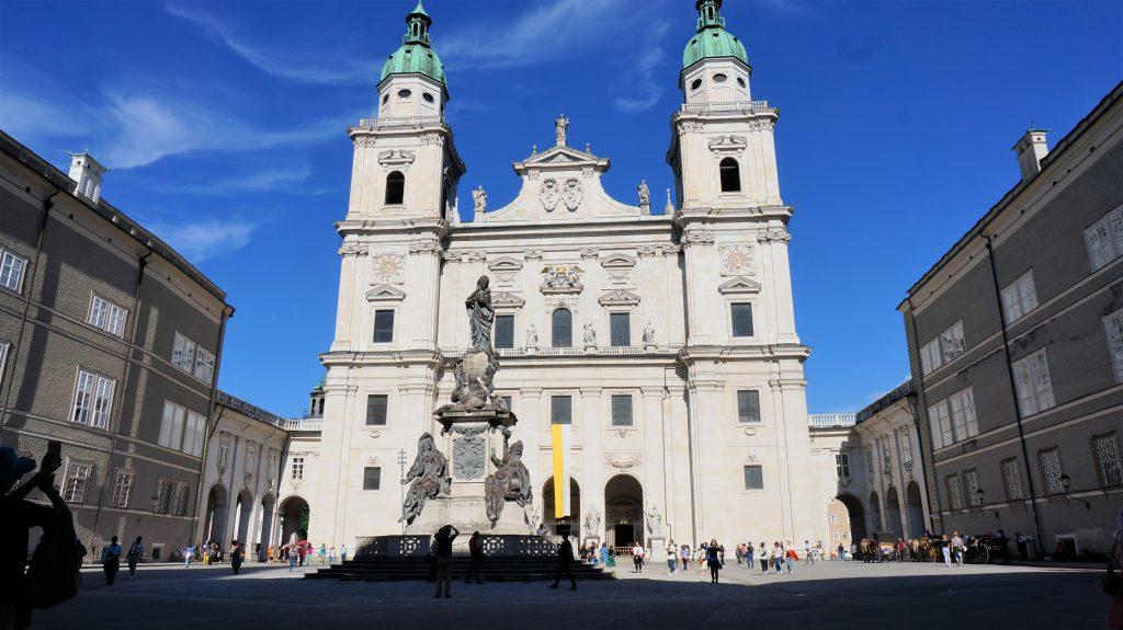 萨尔斯堡主教座堂