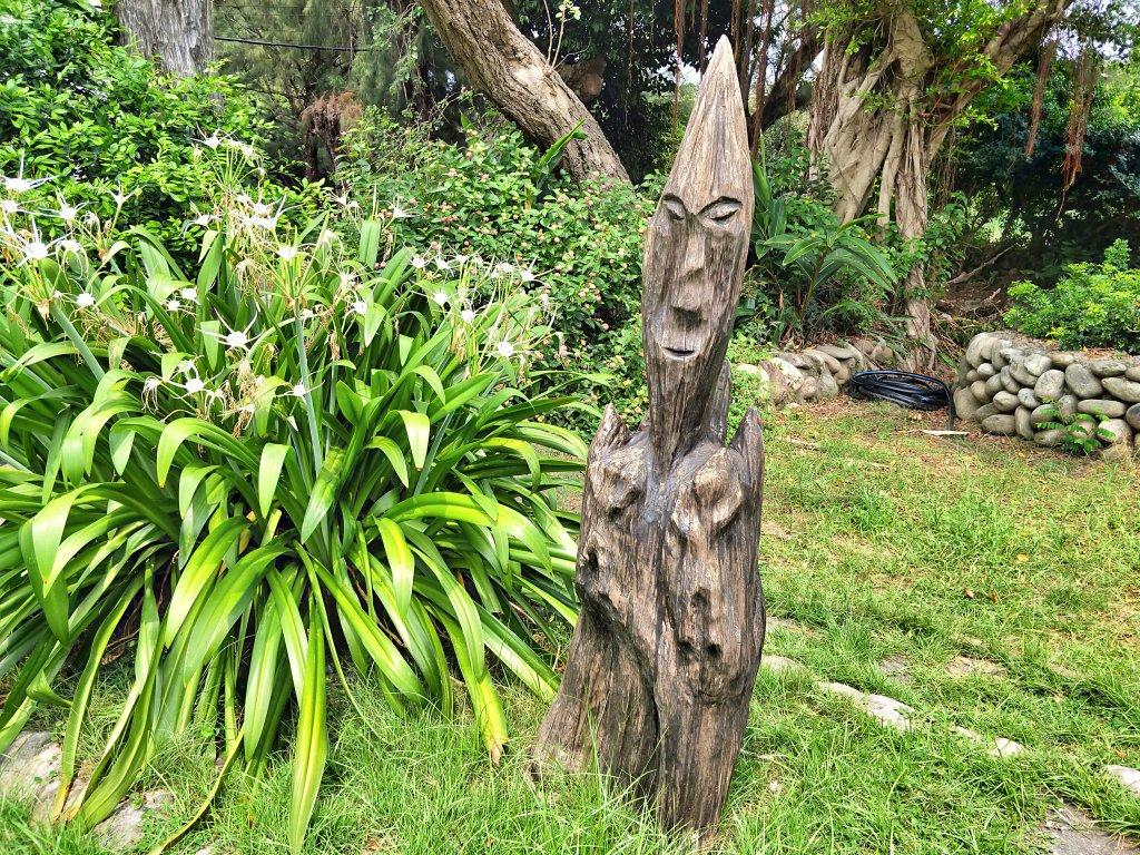 心雕居 - 原住民木雕