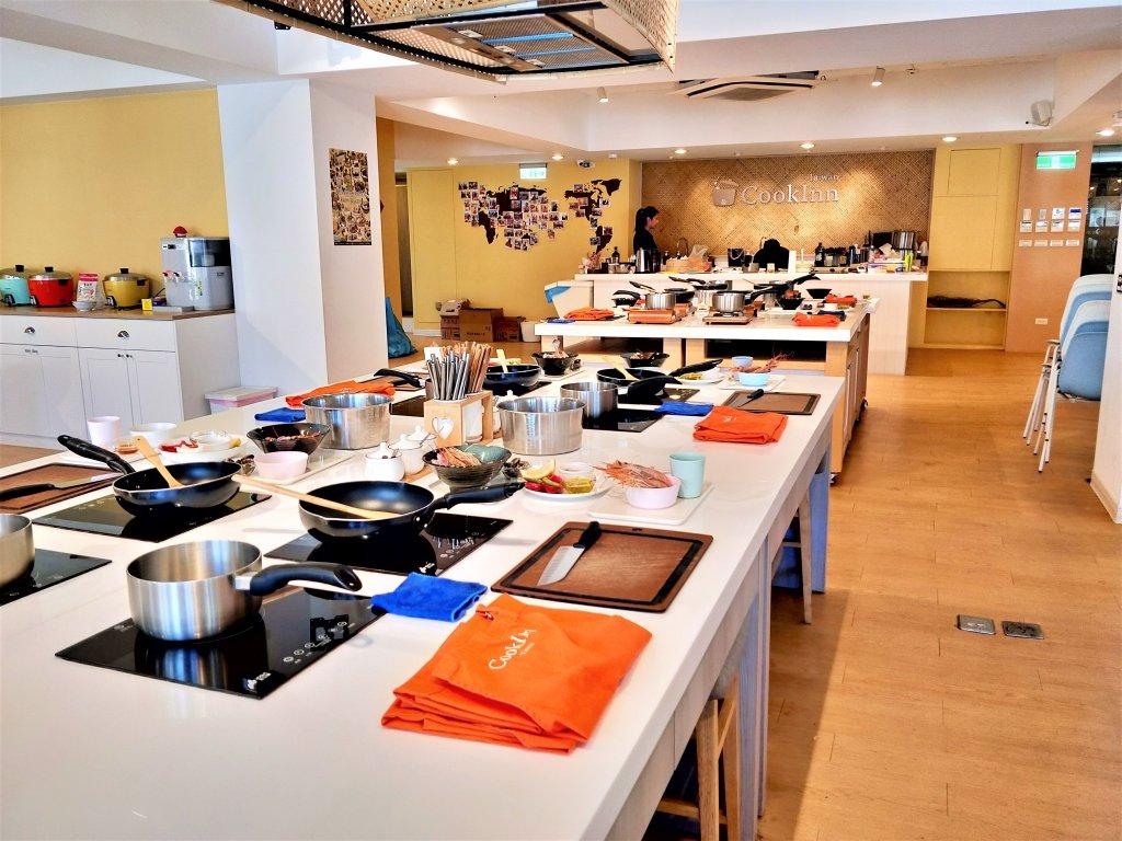 西班牙烹飪課 - 漂亮又專業的廚藝教室
