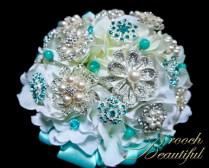 Tiffany Pearl brooch Bouquet web3