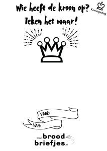 Koningsdag_BroodBriefjes_tekenhetmaar