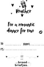Valentijn-etentje