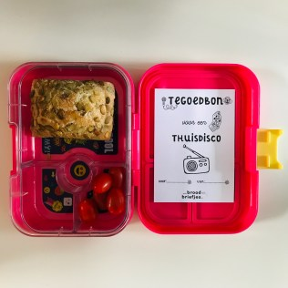 Yumbox + BroodBriefje (A6)