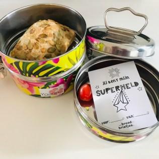 Yoann lunchbox + MiniMix (A7)