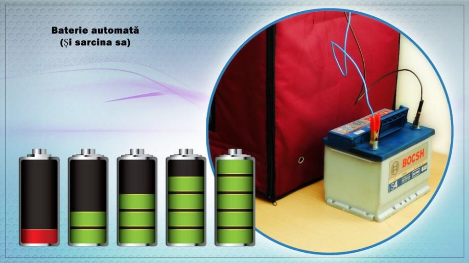 Modul de viață automată a bateriei