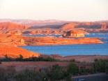 Sunset on Bull Frog Bay