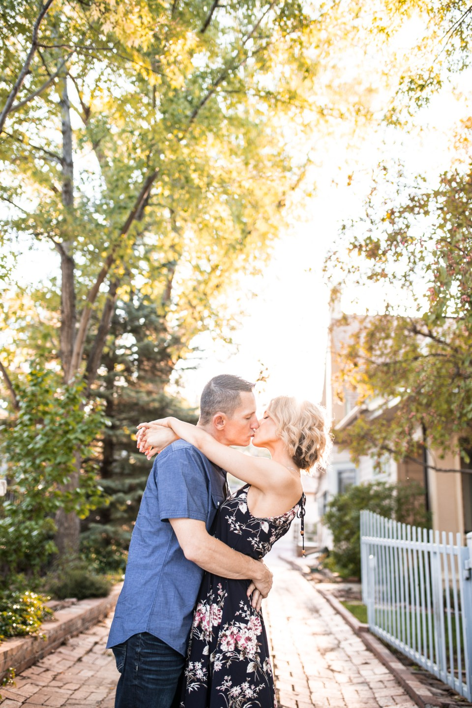 Prescott Winery Engagement - Brooke and Doug Photography