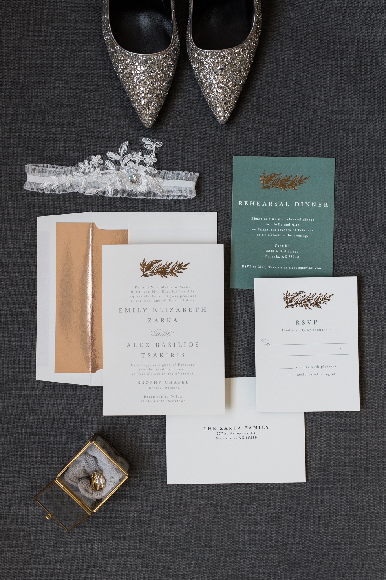 the croft downtown wedding photographed by brooke & doug photography