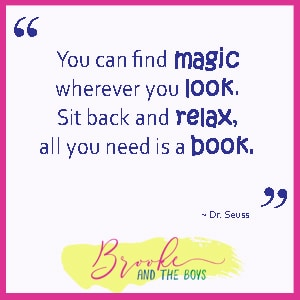Teach the Love of Reading