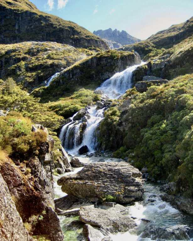 Routeburn Track, one of NZ's Great Walks