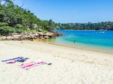 Shell Cove Beach